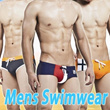 ★Man Swimsuit / Square Cut / Jammers / Beach Trunk / Rashguard Men Swimwear Male pants