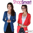 Local Delivery 2014 New Design|Office lady Cardigan|Sweater|Blazer Jacket|Aircon Room Jacket