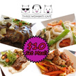 $10nett Set Meal at Three Wombats Cafe (U.P $ 28) Up to 10 Main Course to choose from!!
