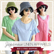 (16/4 Update)【BUY 2 FREE SHIPPING】2014 Spring Summer Womens Fashion Linen Cotton Dress/pants/shirt-Japan 100 Styles High Quality