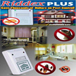 RIDDEX PLUS PEST CONTROLLER ALAT PENGUSIR TIKUS as seen ON TV