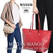 Authentic Mango Handbags shoulder bag Tote Bag