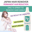 POPULAR IN JAPAN-RIDIA ESTELLE IN-BATH HAIR REMOVAL