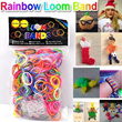 ▶Rainbow Loom bracelet making Band◀/ A+ Quality Option Refill band~! GFA-The bands are so much better than the others. You must be satisfied~!!!