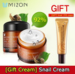 ♥FREE GIFT:EYE CREAM♥ ★MIZON NO.1★REPAIR SNAIL CREAM 75g /anti-aging /skin recovery