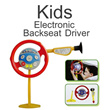 ▶Real Action KIDS Electronic Backseat Driver Play Set◀GFA- Inclusive play set with comprehensive accessory set/ Sound effects and lamp light features /CHRISTMAS GIFT