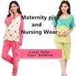 ♥October New Arrival♥Nursing Wear maternity Dress Fast Shipping