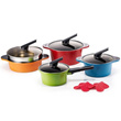 Happycall armaid ceramic nonstick pots/happy call pot/TV home shopping same cont