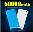 50000MAH POWERBANK DUAL USB PORT-iPhone 5-S3-S4-NOTE