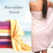 Microfiber Towel durable lint-free high water absorption super soft  comfortable