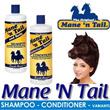 Shampo Mane n Tail Shampoo 12 fl oz (355 ml) - ASLI - BPOM - Shampo Pemanjang Rambut