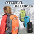 35L Aeroline Multifunctional Professional Water-proof Mountaineering Backpack – Comes in 4 Attractive Colours