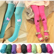 WonderMom Kids Fashion-2014 Lastest Fashion For Baby and Kids Candy Color Hello Kitty Tights Legging