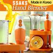 ★SSAKS HAND BLENDER★Made in Korea_Dumping SALE_European Style