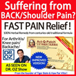✮[Dr. OZ Show][ACT-Q-PATCH] *Get FAST PAIN RELIEF for Back/Shoulder/Knee/Arthritic Pain [Local Heritage Brand] Aw Boon Haw - Founder of Tiger Balm and Haw Par Villa