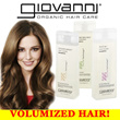 [No.1 in USA]Giovanni Shampoo 250ml- For Smooth Volumised hair/ Clarified scalp!! [100% Authentic from USA]