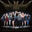 SNSD 2011 GIRLS GENERATION TOUR LIVE 2 CD + PHOTOBOOK + POSTER (in a tube)  SEALED (Pre-order)