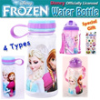 ★Free Shipping★Disney Official Licensed 4 Type Frozen Water Bottle Collection Premium Bottle 100% Authentic