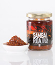 Sambal Ikan Roa Jagocabe Level 4
