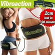 Vibroaction Slimming Massage Belt/massager
