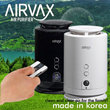 AIRVAX Purifier Made in Korea. Air Revitalizer. Air purifier. Humidifier.Haze