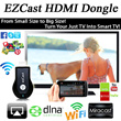 EZcast HDMI Dongle Wifi | Complete Package and Ready to use..