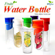 [Fruits Water Bottles]Portable Fruit Infuser Water Bottle/Green tea bottle/Thermos cup/ Tumbler/ Sports water bottle