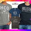 HAPPY NEW YEAR The 7th Deals HOT hollister Mens T-shirts collection /men shirt/ tshirt/etc /