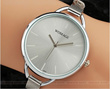 Minimalist Stainless Steel Strap Mesh WOMAGE Watches Good Sale Gift Quartz Watch Hot Sale XWT042