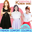[NEW ARRIVAL] ★Korean Basic Essentials★ Free SHIPPING! ♬ Super deal Tops / T-shirt / blouses / Dresses