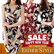 ★ Christmas Sale!! ★[Esther Style Made in Korea] Gorgeous Dresses /S~L / Made By Esther Style / Perfect Workmanship / Premium dress / blouse / shirts
