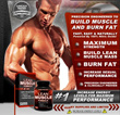 Power Precision Lean Muscle (30 Capsules) from Authorised Singapore Distributor for Male Performance - Build Muscle - Burn Fat - Vimax Companion Supplement