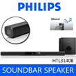 Philips Soundbar Speaker - HTL3140B/05 with Bluetooth® and NFC !!! Latest Model !!!