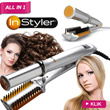 [HOT ITEM]InStyler Hair rotating Iron Hair Curler - Straightener/ Digital Perm/ Curl
