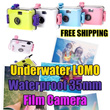 [LOMO]Underwater LOMO Waterproof Film Camera (Multiple Colors Available)