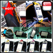 Car Steering Wheel Phone Cradle Mounted Holder And Smart Clip For Car/Bike Mobile Phone Accessories (Singapore Seller Fast Shipment)