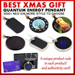 [Christmas Gift]100% Authentic New Unisex Powerful Quantum Science Scalar Energy Bio 3000+ Neg Ions Pendant Necklace with Authenticty Card More Style To Choose Fits All Size