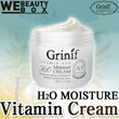 [Limted Qty] MIRACLE Vitamin Cream Korea Best Sold Grinif Vitamin ACE cream ■ Whitening face Anti-wrinkle/Reduce Scars Acne Pimples