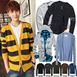 [buy 3 free shipping]Men Autumn Thin Knitwear /Simple Cardigan /Korean Style Thin Sweater thin Coat