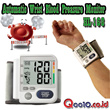 Medical - Dr Care - Autometic Wrist Type Blood Pressure Monitor DR Care HL 168
