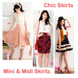 [NEW UPDATE 25.02.2015]  WOMEN FASHION SKIRT!! GOOD QUALITY! LIMITED STOCK!