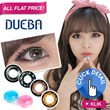 KOREA SOFTLENS LUCIA SOFT CONTACT LENSES FROM KOREA. 1 YEAR USAGE.