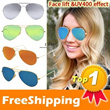 FREE SHIPPING!!!~HOT SELLING ITEM! : Mirrored Sunglasses! UV-cut n Smaller Face! Celebrities Favorite Item~Must Have!!!!