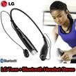 [TERMURAH] LG Tone+ Bluetooth Headset Stereo