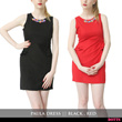NEW DRESS !! Paula Dress in BLACK and RED // Formal // Cocktail // Premium Quality // Fabulous // Gorgeous // Stylish // Elegant