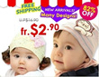 ★New Arrival★Baby Girls Boys Cute Accessories/Headband/Hat/Beanies/Hairband