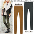 ★Get 10% OFF for Every $10 Purchase★[[Free-shipping] skinny pants 2-kinds/light material/Excellent stretch/women fashion women clothing winter/skinny/leggings