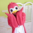 SHINee Animal Pajamas - PINK PENGUIN + Free Gift