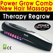 Power Grow comb NEW LASER COMB BRUSH GROWTH MAX POWER GROW LASER KIT REGROW HAIR CARE TREATMENT/ Anti-Hair Loss And Bald Laser Comb