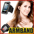 Sport Armband iPhone 5/4/4S Samsung Galaxy S2 S3 Note Siii (legband iPhone 10)